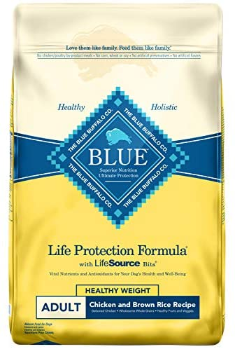 Blue Buffalo Comida para Perro Chicken and Brown Rice Weight Control, 13.6 kg 1